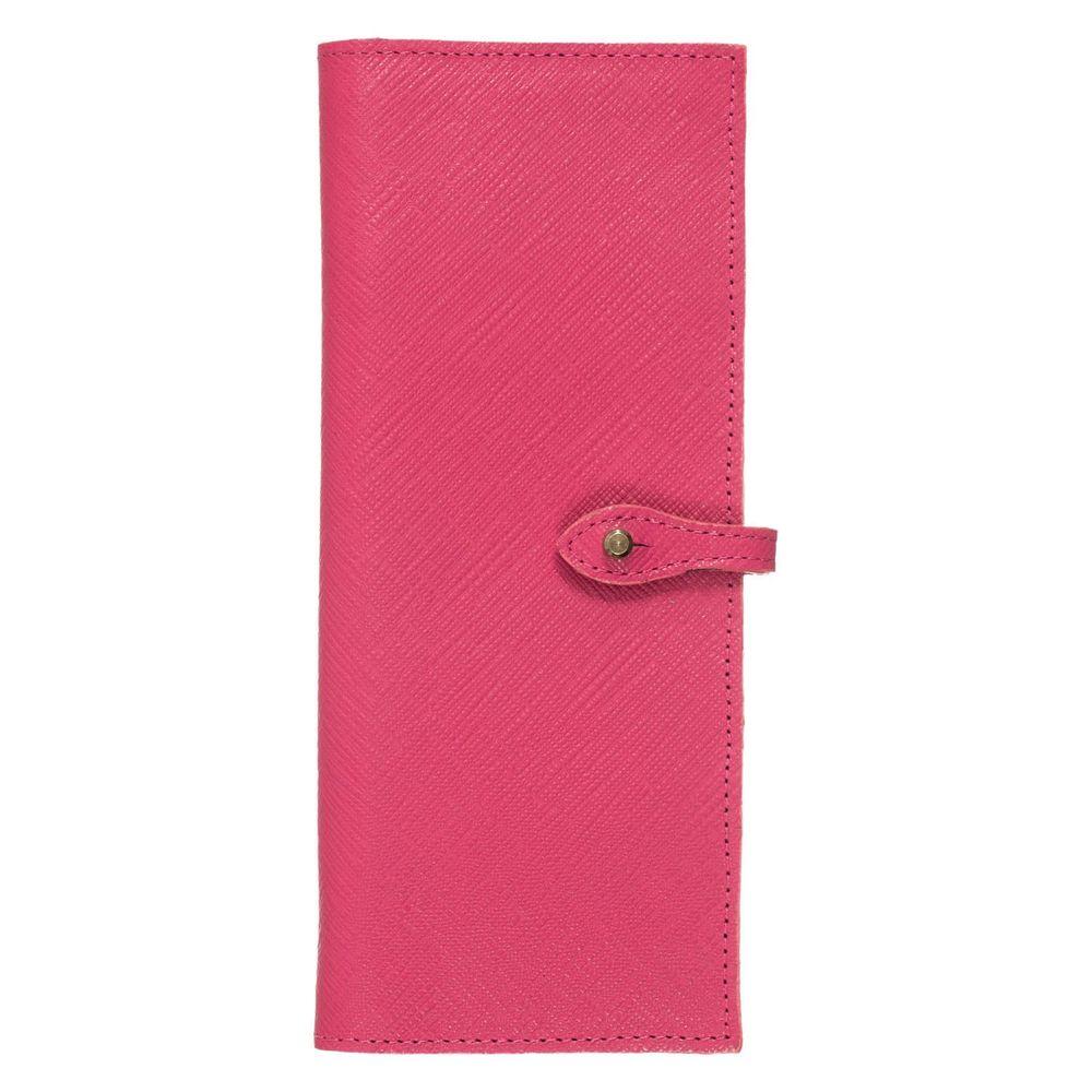 Porta-Cheque-Pink