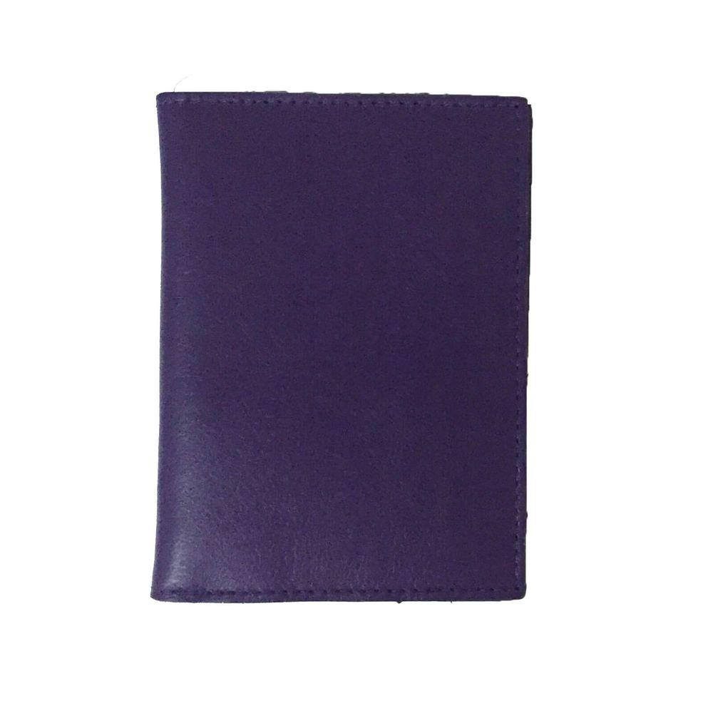 Porta-Passaporte-Purple