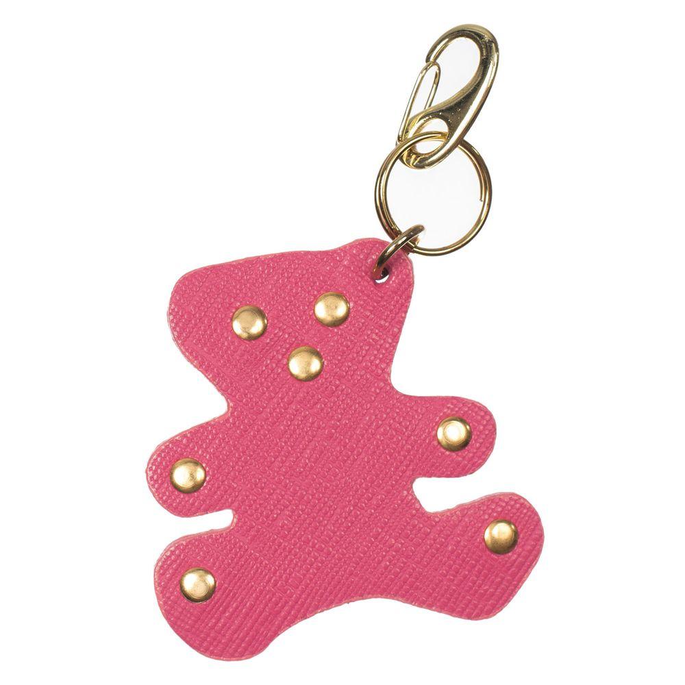 Chaveiro-Urso-Pink