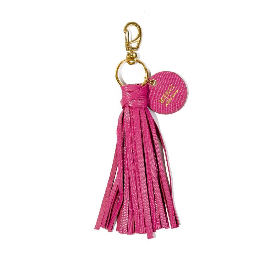 Chaveiro-Franja-Pink-Lesarzinho