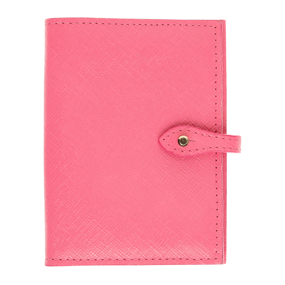 Porta-Passaporte-Duplo-Pink-Prada