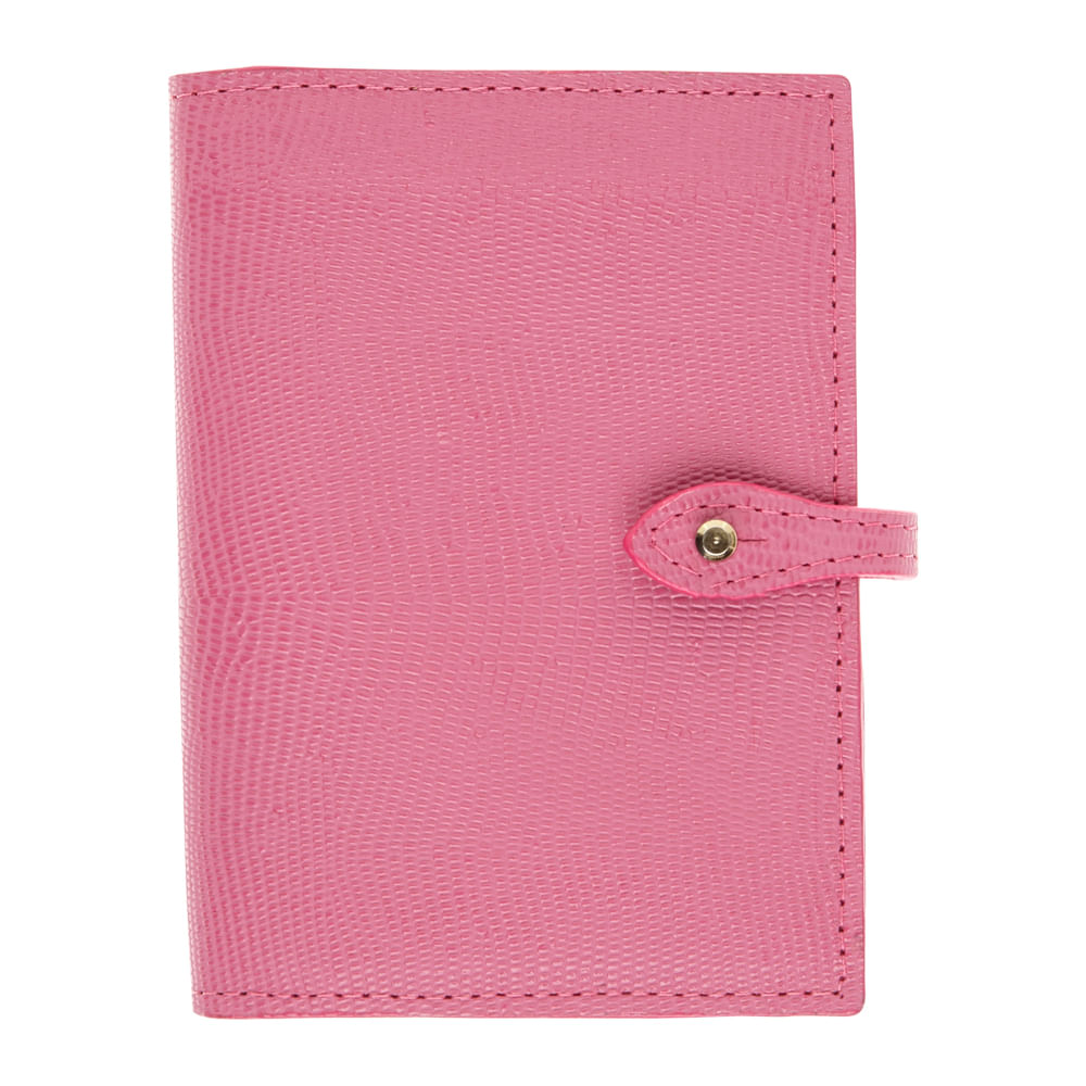 Porta-Passaporte-Duplo-Pink-Lesarzinho