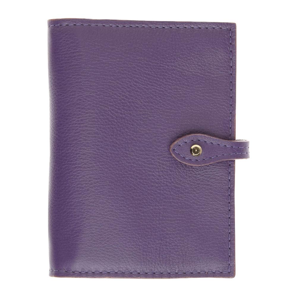 Porta-Passaporte-Duplo-Purple