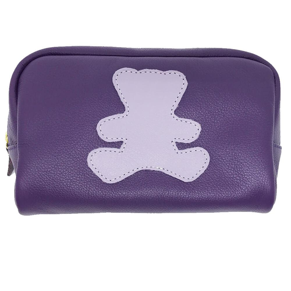 Necessaire-Little-Bear-M-Purple-com-Lilas
