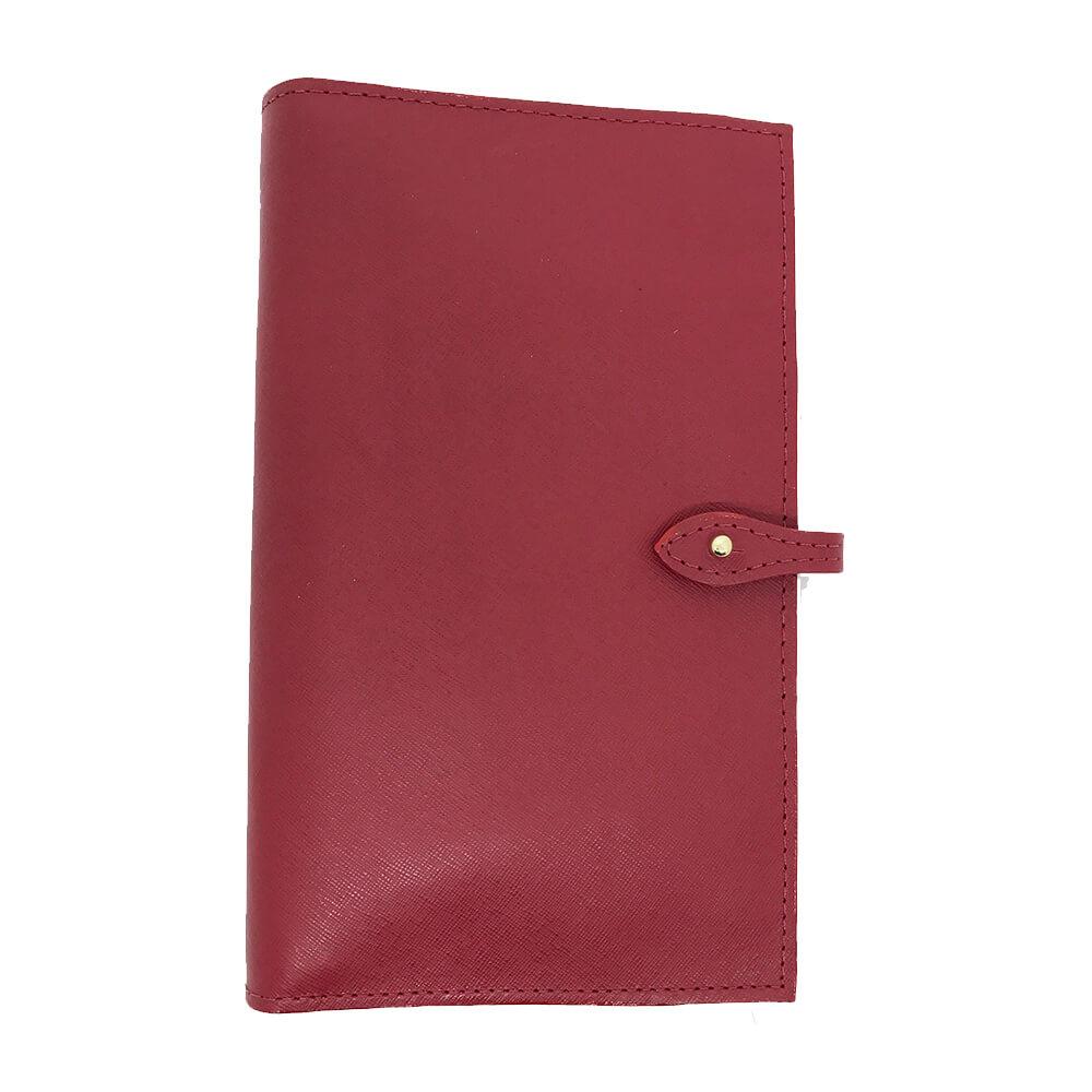 Porta-Passaporte-Familia-8-Vermelho-Safiano
