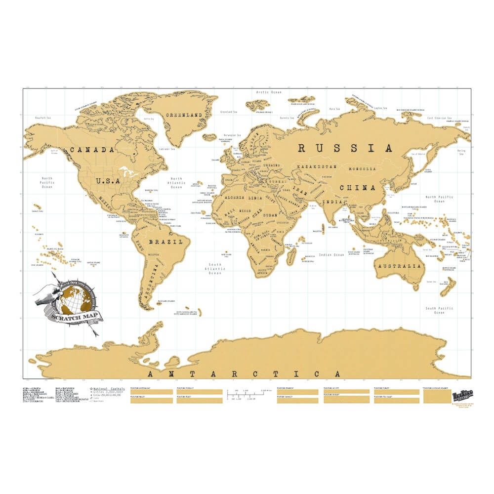 Scratch-Map-Amarelo-Grande