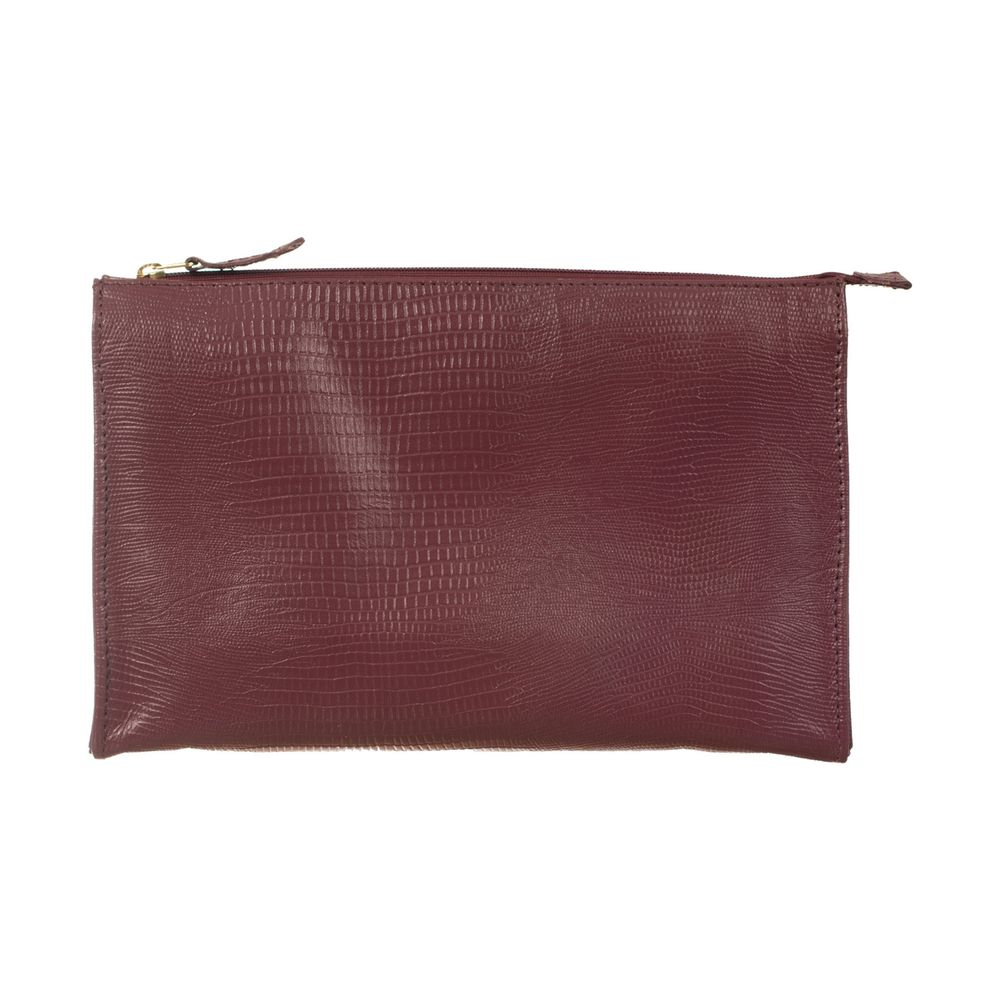 Necessaire-Louise-G-Burgundy-Paris