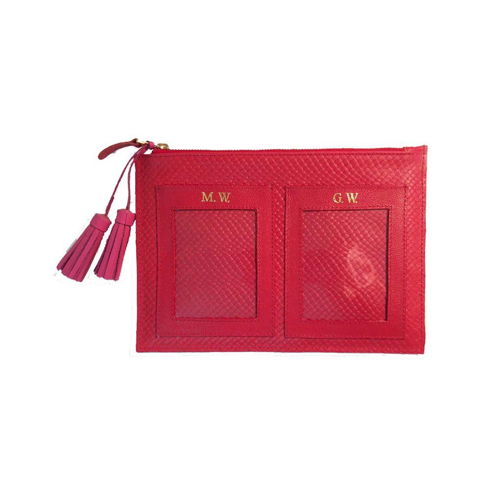 Necessaire---Porta-Passaporte-Vermelho-Escama