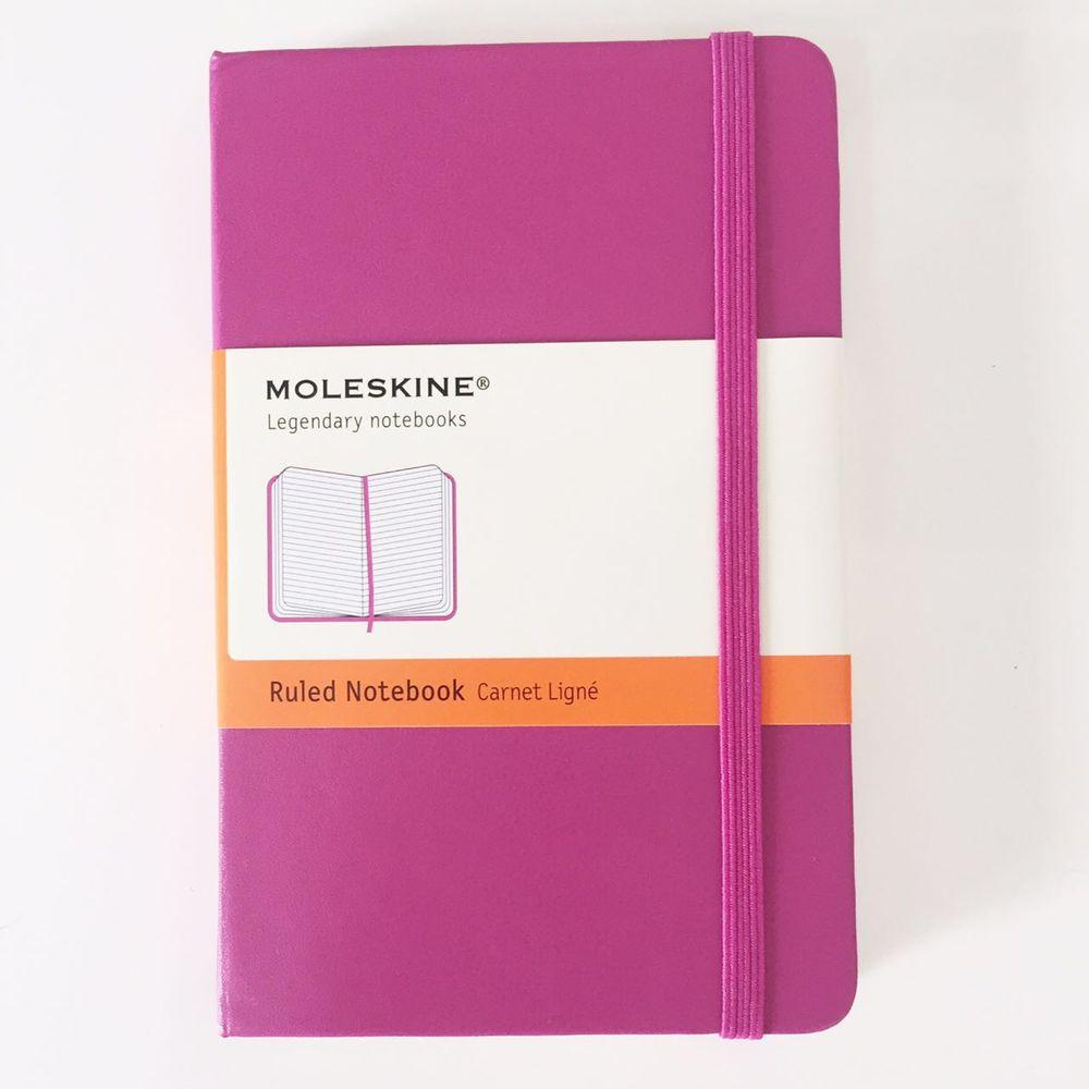 Moleskine-Pink