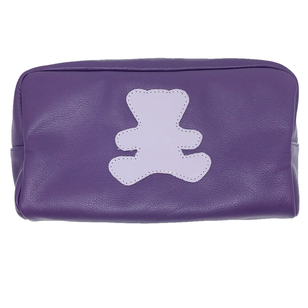 Necessaire-Little-Bear-G-Purple-com-Lilas