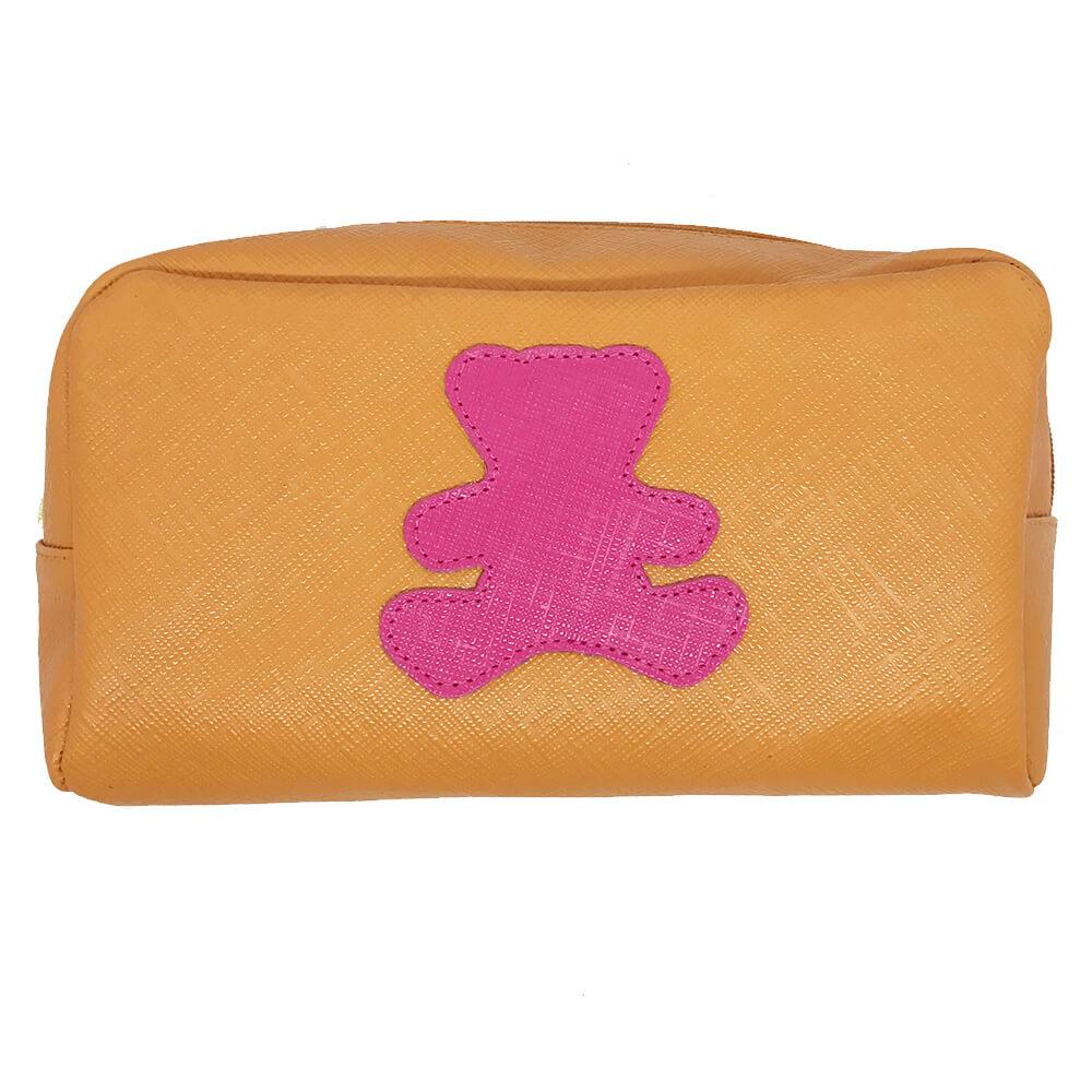 Necessaire-Little-Bear-G-Tangerina-com-Pink-Prada
