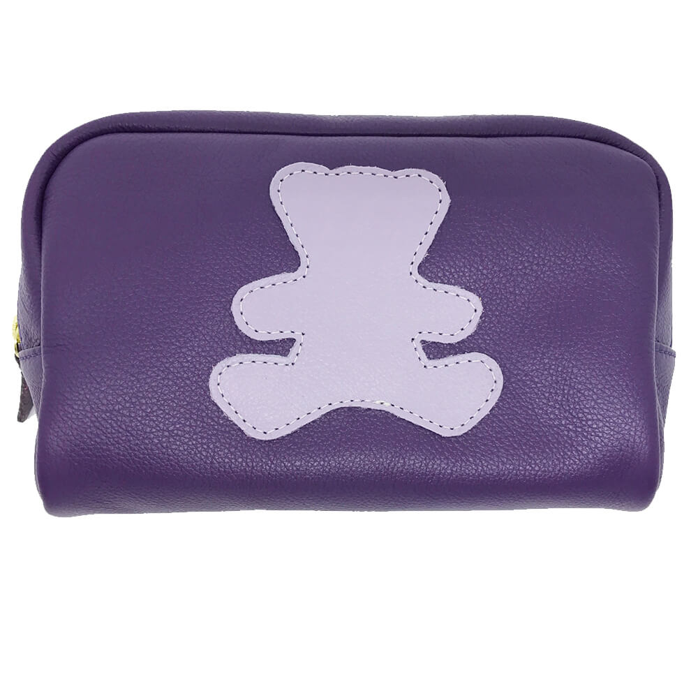 Necessaire-Little-Bear-M-Purple-com-Lilas