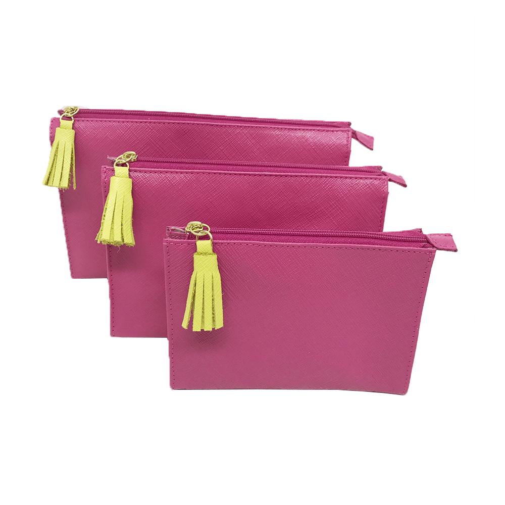 Kit-Necessaire-Louise-Pink-Prada-com-Pendente-Lima