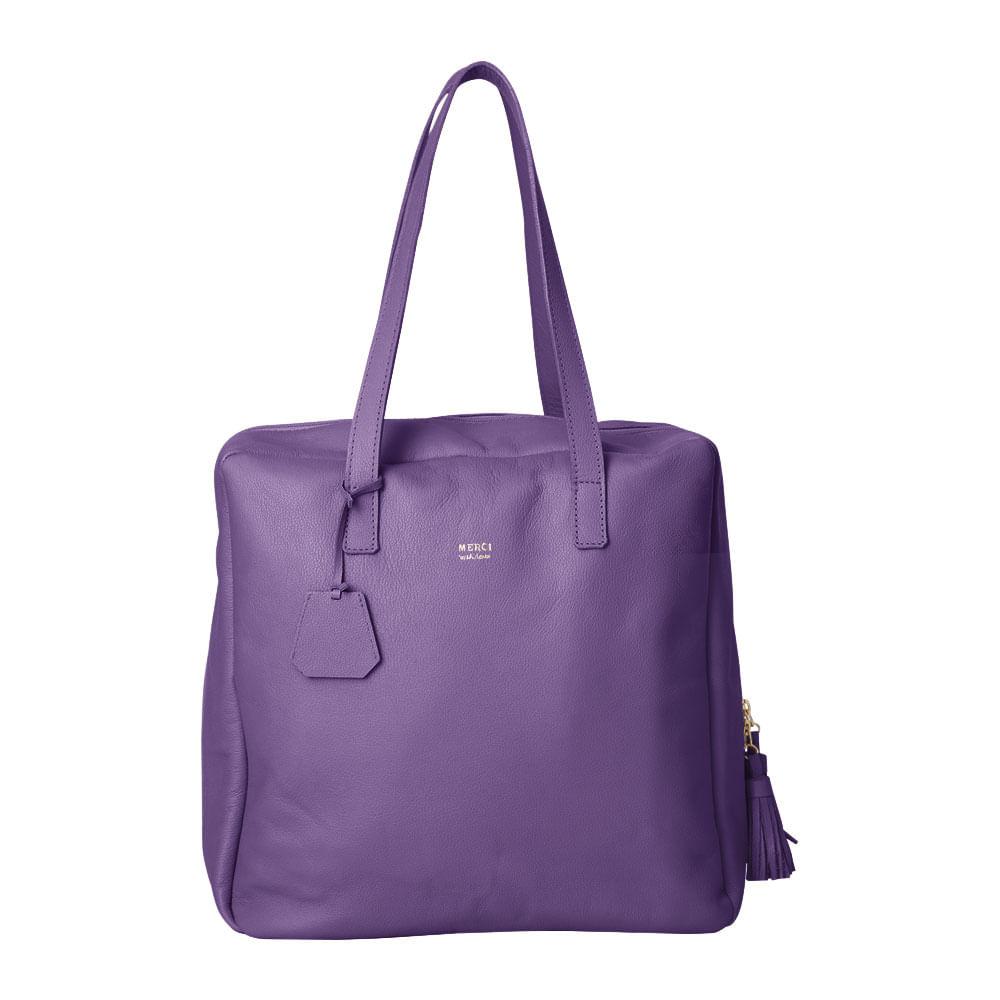 Porta-Sapatilhas-Purple-Liso