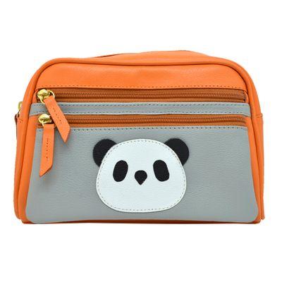 Necessaire-Little-Panda-Tangerina-Liso