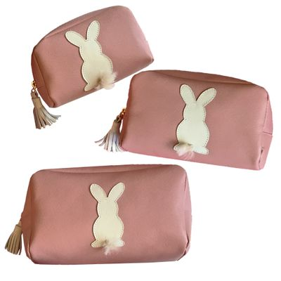 Kit-Necessaire-Little-Rabbit-Algodao-Doce-Safiano