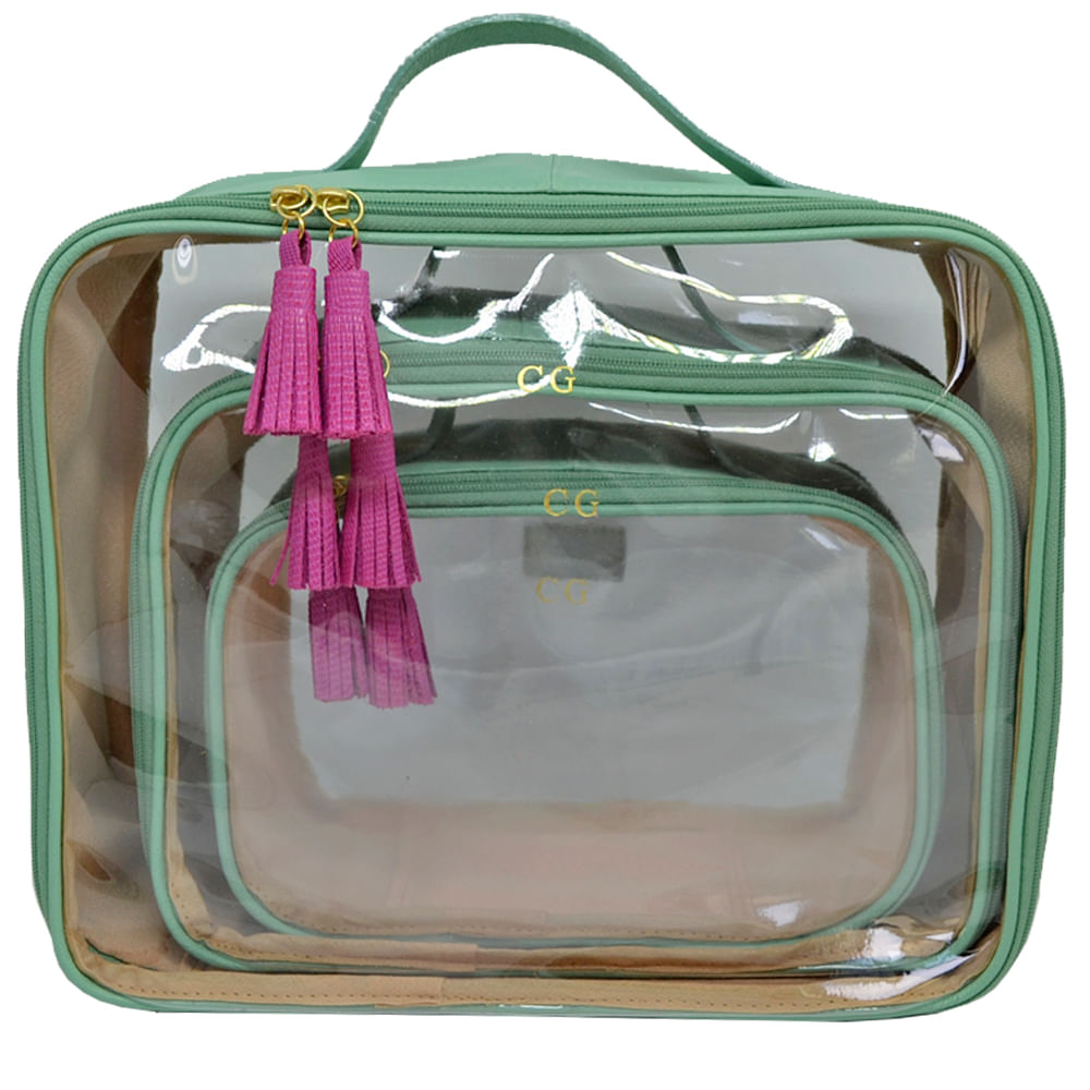 Kit-Necessaire-Crystal-Menta-Liso