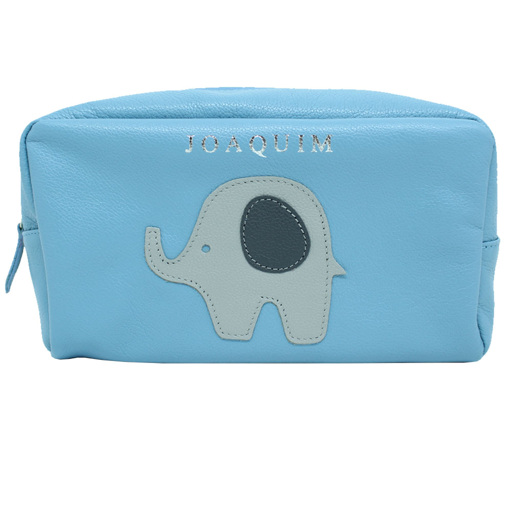 merci-with-love-necessaire-little-elephant-g-aqua-liso-frente