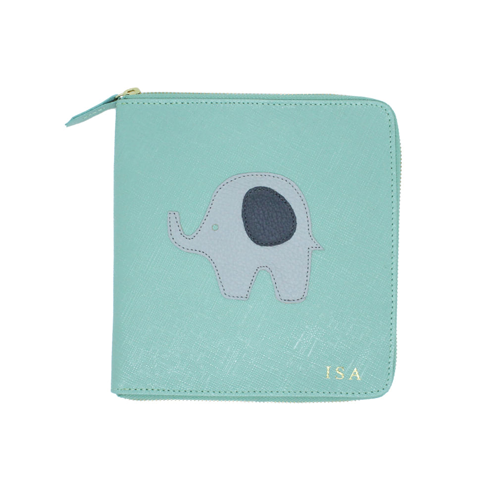 merci-with-love-porta-joias-margot-little-elephant-menta-prada-frente