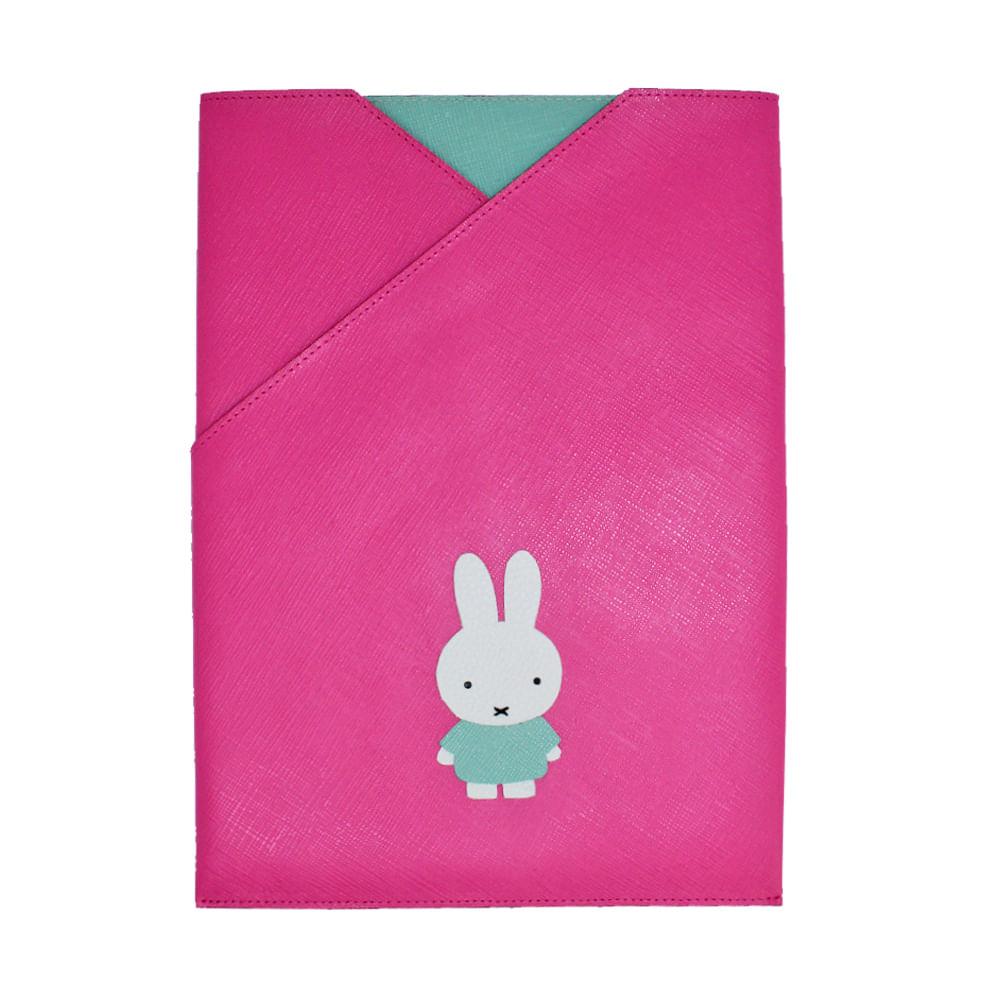 merci-with-love-porta-certidao-de-nascimento-petit-lapin-pink-prada-com-menta-prada-frente