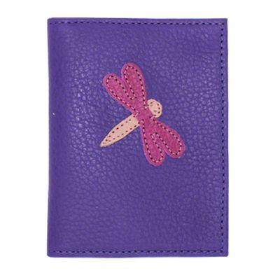 merci-with-love-porta-identidade-infantil-libelula-purple-liso-frente