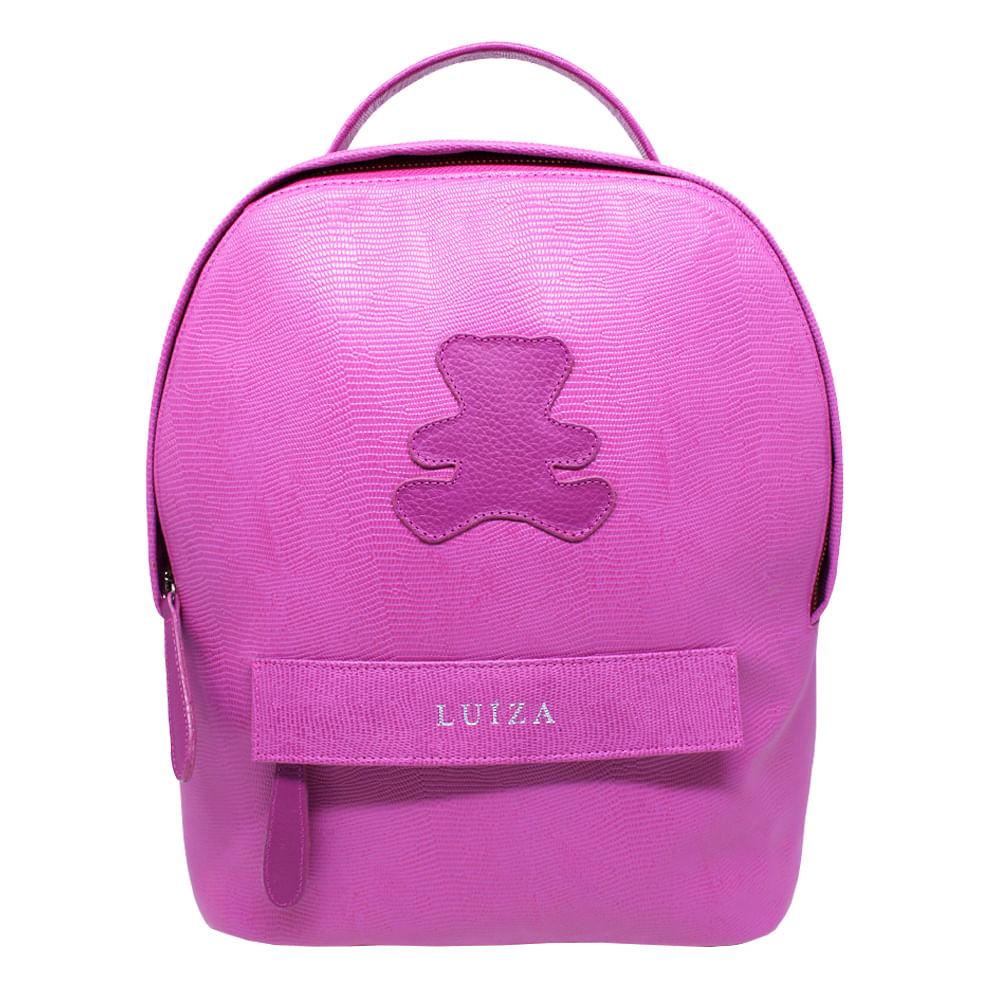 merci-with-love-mochila-little-bear-pink-lesarzinho-com-fucsia-liso-frente