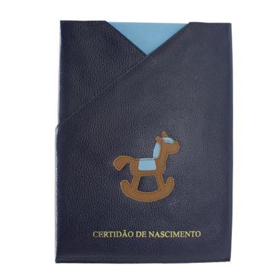 merci-with-love-porta-certidao-de-nascimento-little-horse-marinho-frente