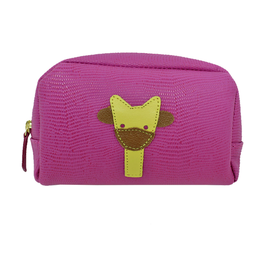 merci-with-love-necessaire-little-giraffe-p-pink-lesarzinho-frente