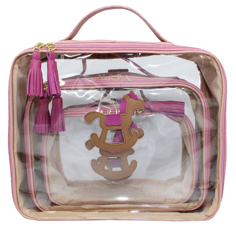 merci-with-love-kit-necessaire-crystal-little-horse-algodao-doce-liso-detalhe-fucsia-liso-frente