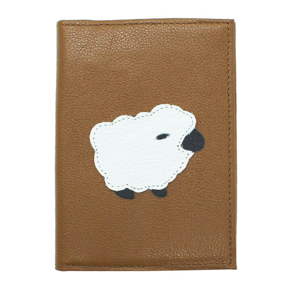 merci-with-love-porta-passaporte-ovelha-caramelo-liso-frente