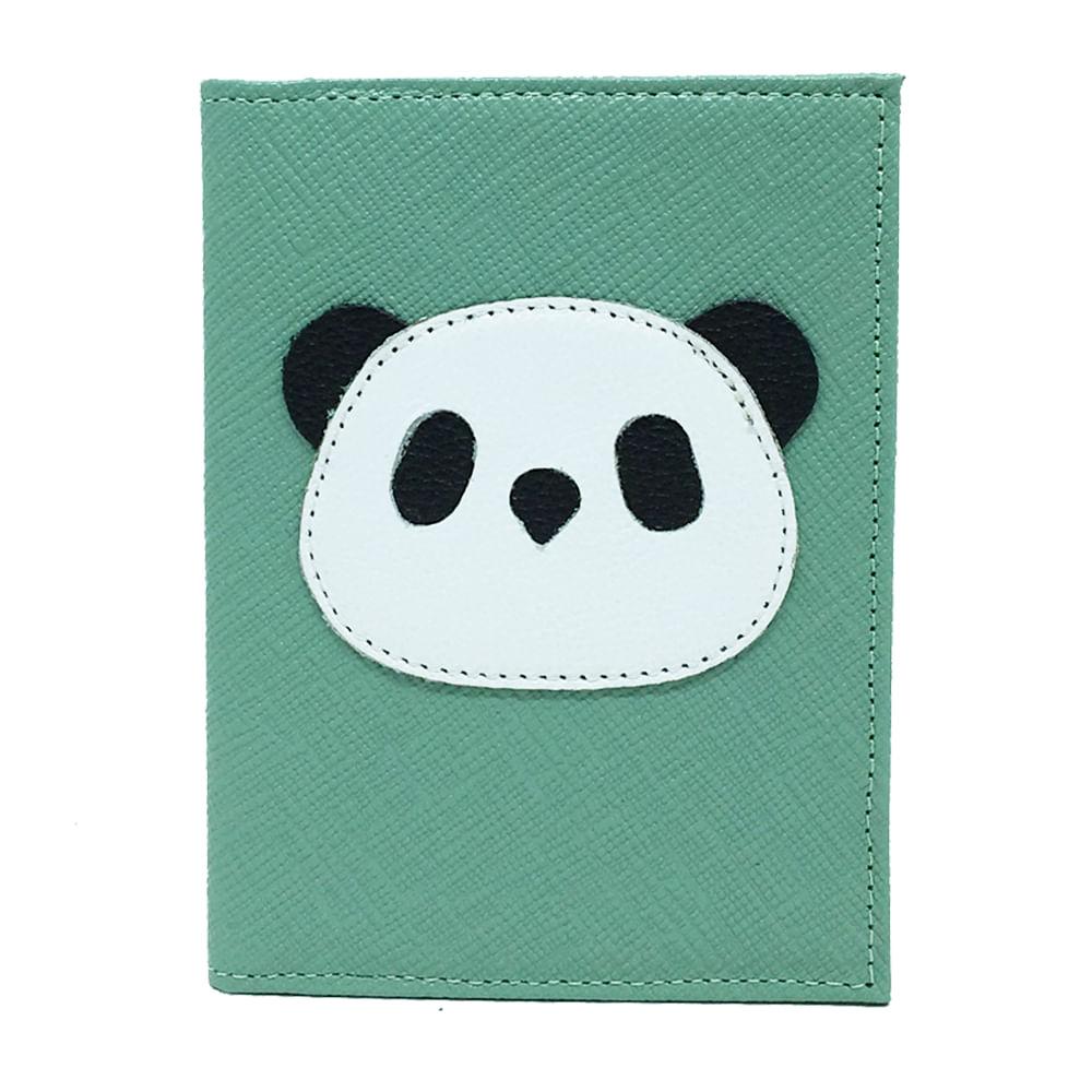 merci-with-love-porta-passaporte-little-panda-menta-prada-frente