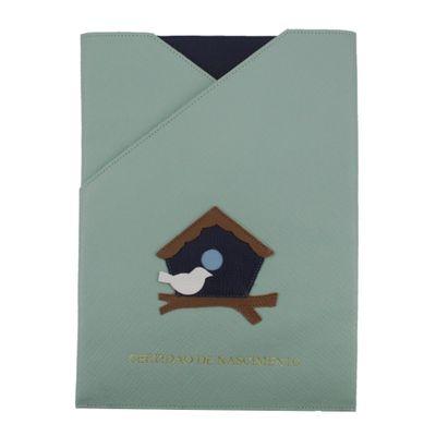 porta-certidao-de-nascimento-little-bird-menta-prada