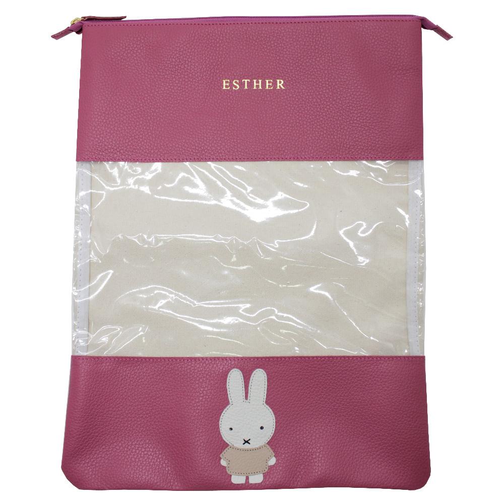 bag-looks-petit-lapin-chiclte-liso-frente