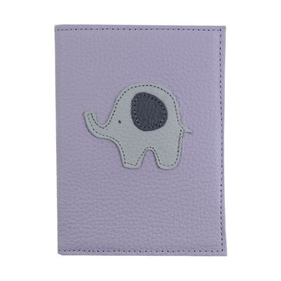 merci-with-love-porta-passaporte-little-elephant-lilas-liso-frente