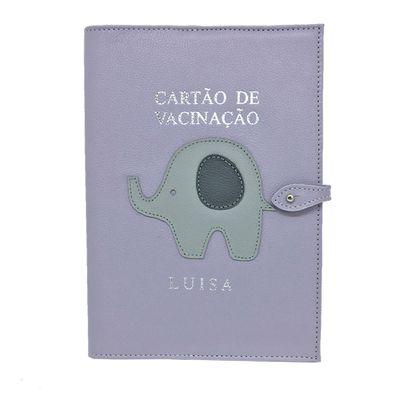 merci-with-love-porta-cartao-vacina-little-elephant-lilas-liso-frente
