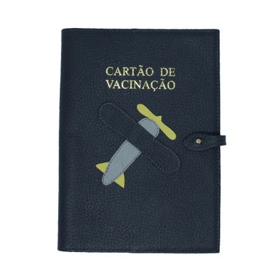 merci-with-love-porta-cartao-vacina-little-plane-marinho-liso-frente