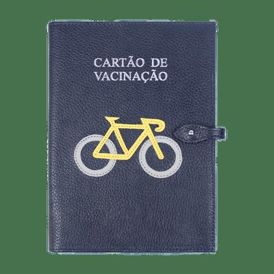 merci-with-love-porta-cartao-de-vacina-marinho-liso-bicicleta-lima-liso-cinza-claro-frente