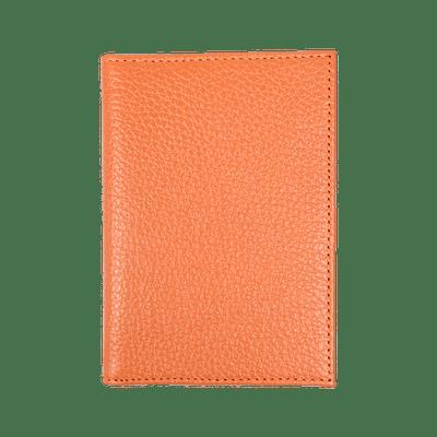 merci-with-love-porta-documento-de-carro-tangerina-liso-frente