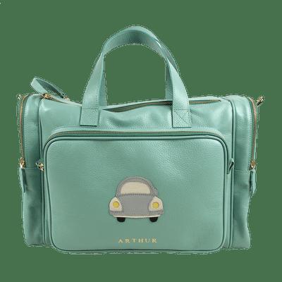 merci-with-love-baby-weekend-bag-jade-little-car-cinza-claro-frente