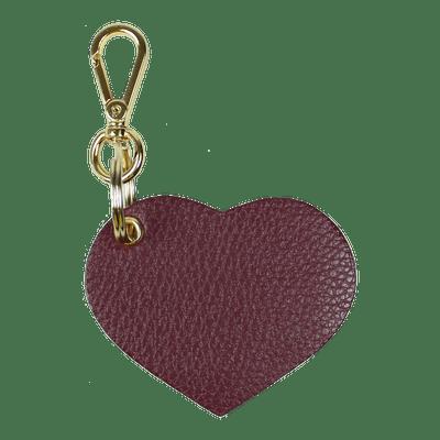 merci-with-love-chaveiro-coracao-burgundy-liso-frente