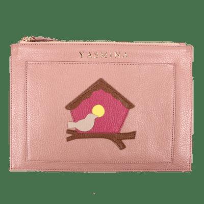 merci-with-love-porta-documento-algodao-doce-liso-little-bird-chiclete-rose-liso-lima-liso-frente