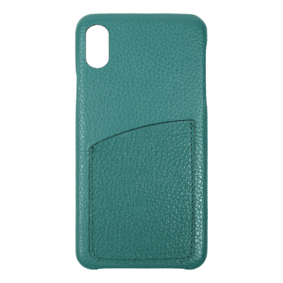 merci-with-love-case-iphone-xs-max-com-porta-cartao-esmeralda-frente