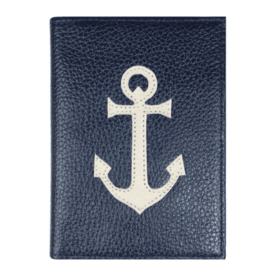 merci-with-love-porta-passaporte-marinheiro-marinho-liso-ancora-off-white-frente
