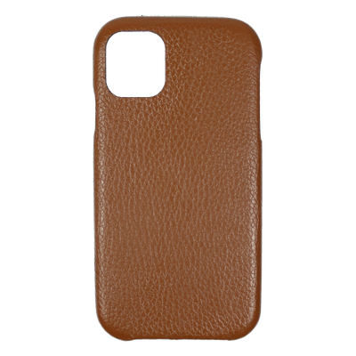 merci-with-love-case-iphone-11-caramelo-liso-frente