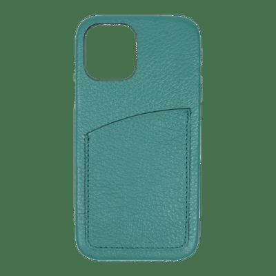 merci-with-love-case-iphone-12-12-pro-com-porta-cartao-esmeralda-frente