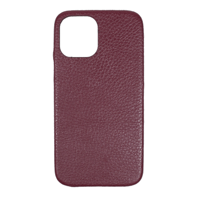 merci-with-love-case-iphone-12-12-pro-burgundy-liso-frente
