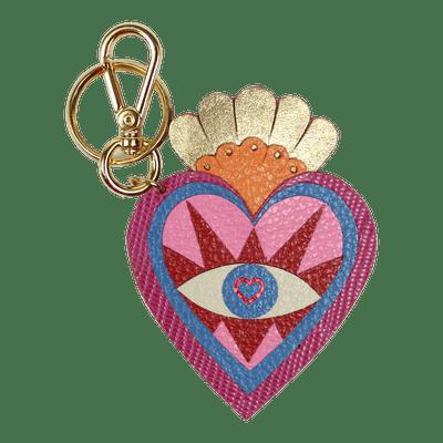 merci-with-love-chaveiro-sagrado-coracao-pink-lesard-frente