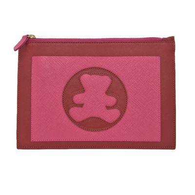 merci-with-love-porta-documento-little-bear-vermelho-safiano-com-pink-prada-frente